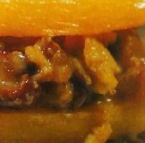 Montadito de patatas con setas
