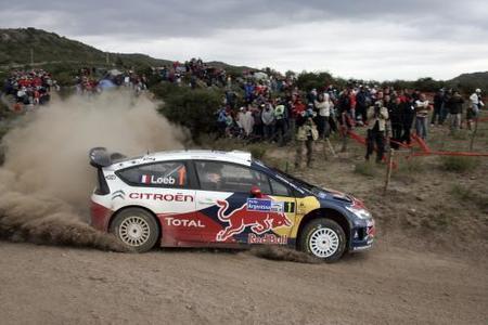 Sébastien Loeb sentencia el Rally de Argentina