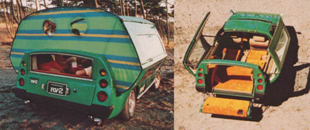 Toyota RV-2 Mini RV