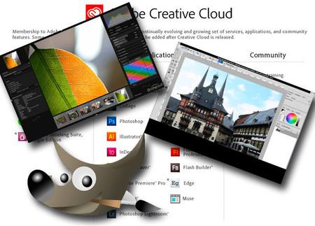 Photoshop CC no es la única opción: Hay alternativas