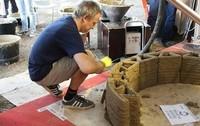 Wasp quiere impresoras 3D para construir casas de barro y arcilla