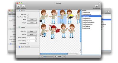 Sprite Master, una pequeña ayuda para diseñadores web y juegos