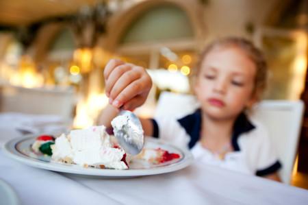 Guia niños en los restaurantes