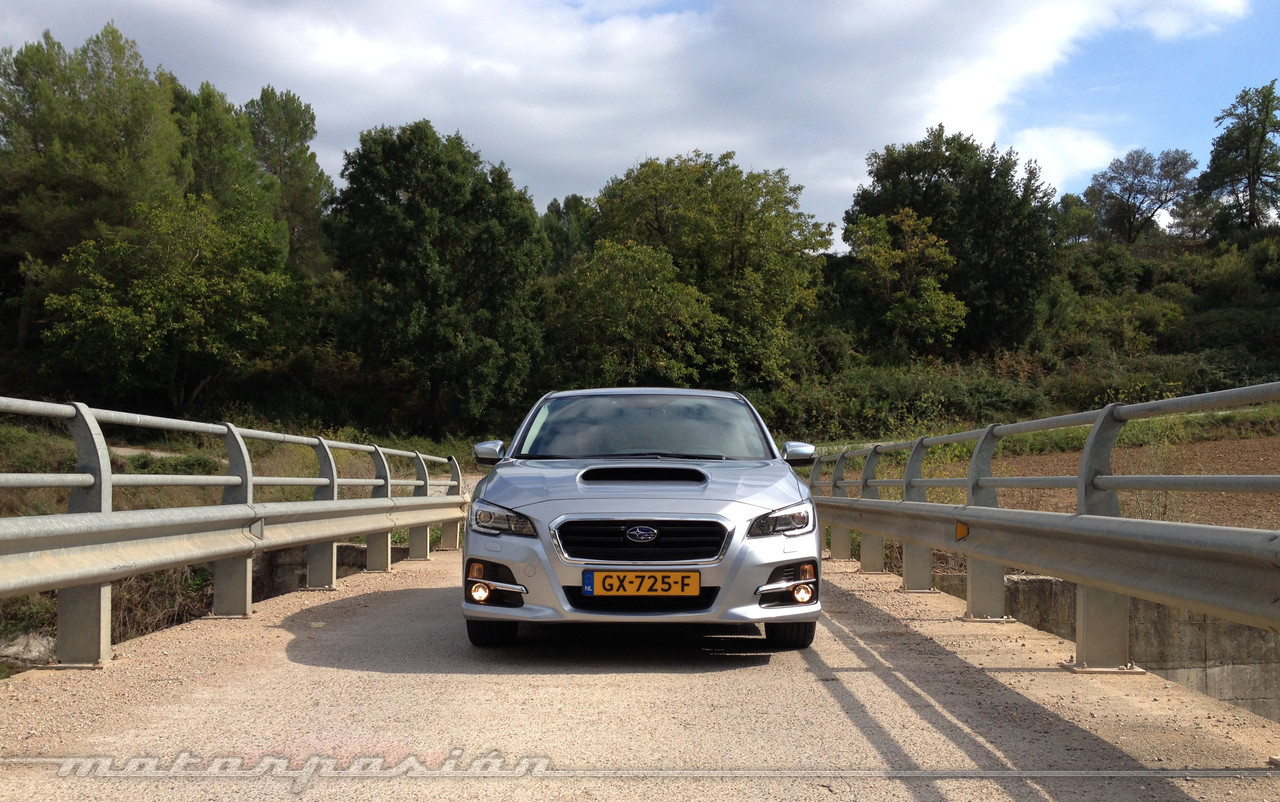Foto de Subaru Levorg - contacto (4/20)