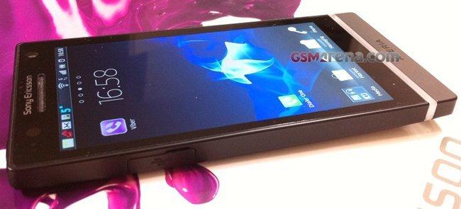 Sony Ericsson Nozomi Arc HD