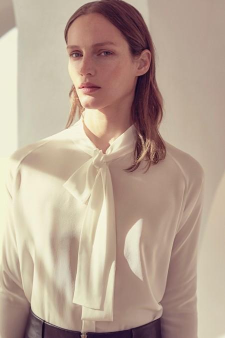 Sobriedad y minimalismo en la campaña Uterqüe Primavera-Verano 2016