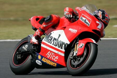 Carlos Checa Ducati Motogp 2005