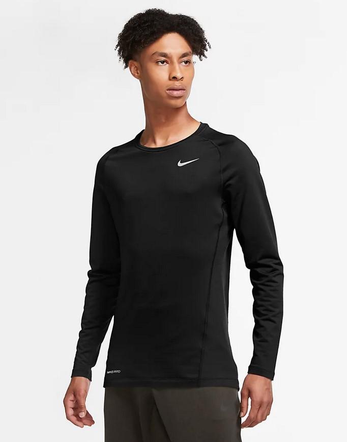 Camiseta de manga larga - Hombre Nike Pro Warm