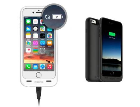 Mophie presenta sus nuevas Juice Pack para iPhone 6 y 6 Plus