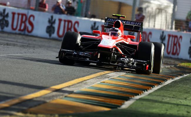 Jules Bianchi 2013 Melbourne