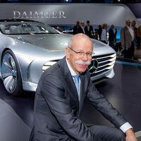 Dieter Zetsche no será presidente de Daimler: los inversores tumban el regreso del histórico CEO de Mercedes-Benz