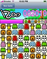 iZoo, estupendo clon de Bejeweled para iPhone e iPod Touch