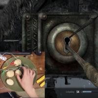 No hay nada como jugar a Skyrim usando patatas en lugar de mandos