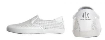 Zapatos deportivos de la mano de Armani