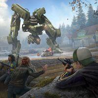 Generation Zero, el juego de Avalanche Studios en el que nos enfrentaremos a máquinas gigantes, llegará a finales de marzo