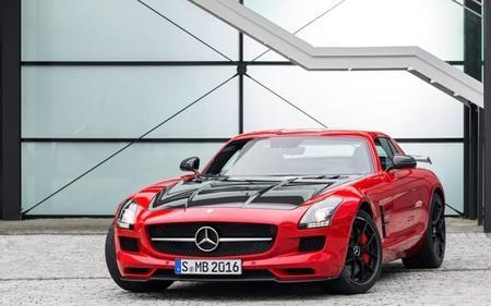 Mercedes-Benz SLS AMG GT Final Edition 2014