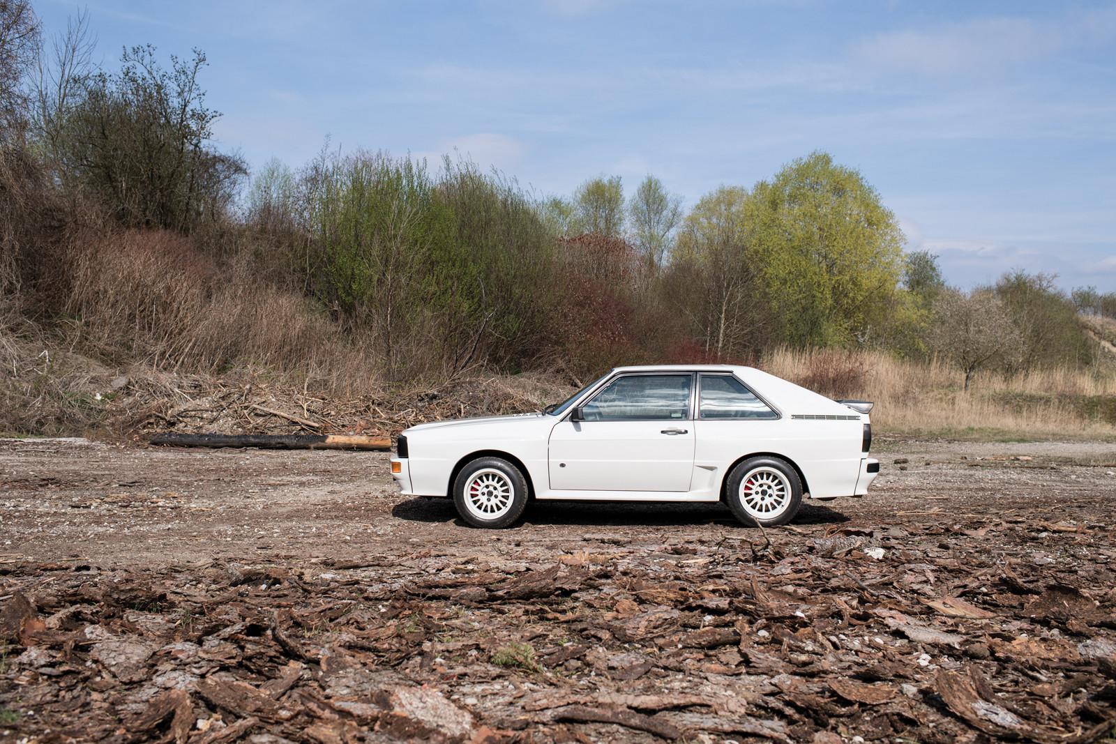 Foto de Audi Sport quattro (subasta) (4/28)
