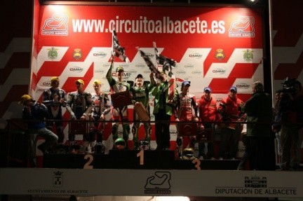 Julián Mazuecos se impone en las 6 Horas Nocturnas de Albacete