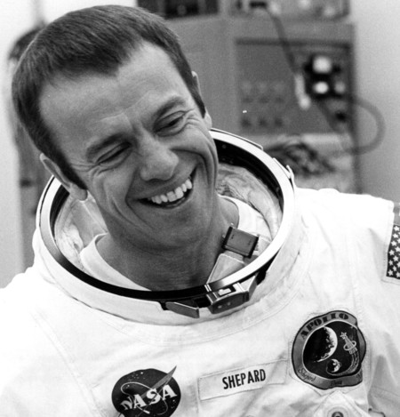 Este hombre cambió la carrera espacial estadounidense con una misión de sólo 15 minutos
