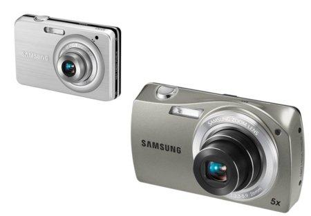 Samsung ST6500 y ST30, nuevas cámaras distintas de los coreanos