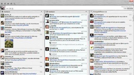 Janetter, un cliente de Twitter para Windows muy configurable