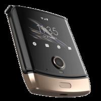 El Motorola razr no llegará solo: lo hará acompañado de una versión en color oro, así luce según Evleaks