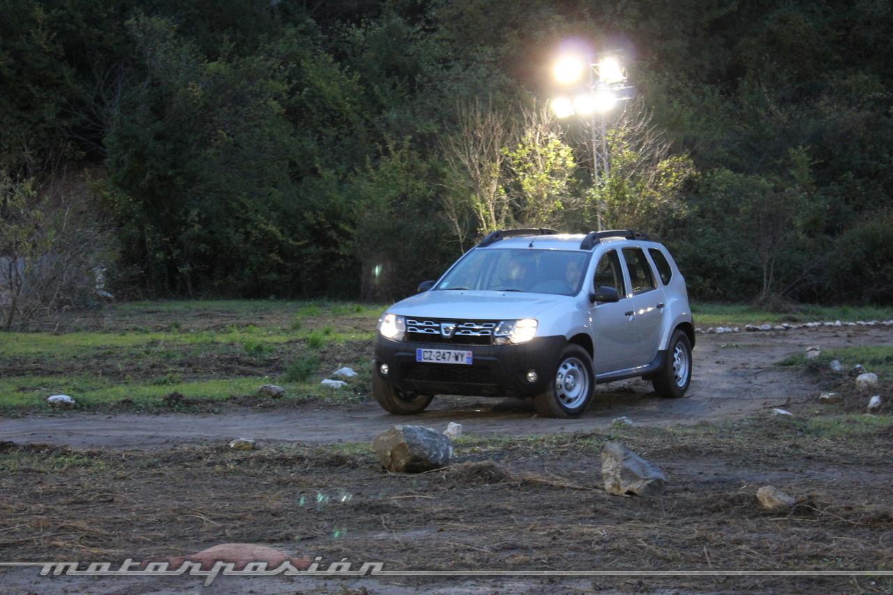 Foto de Dacia Duster 2014 - presentación (21/59)