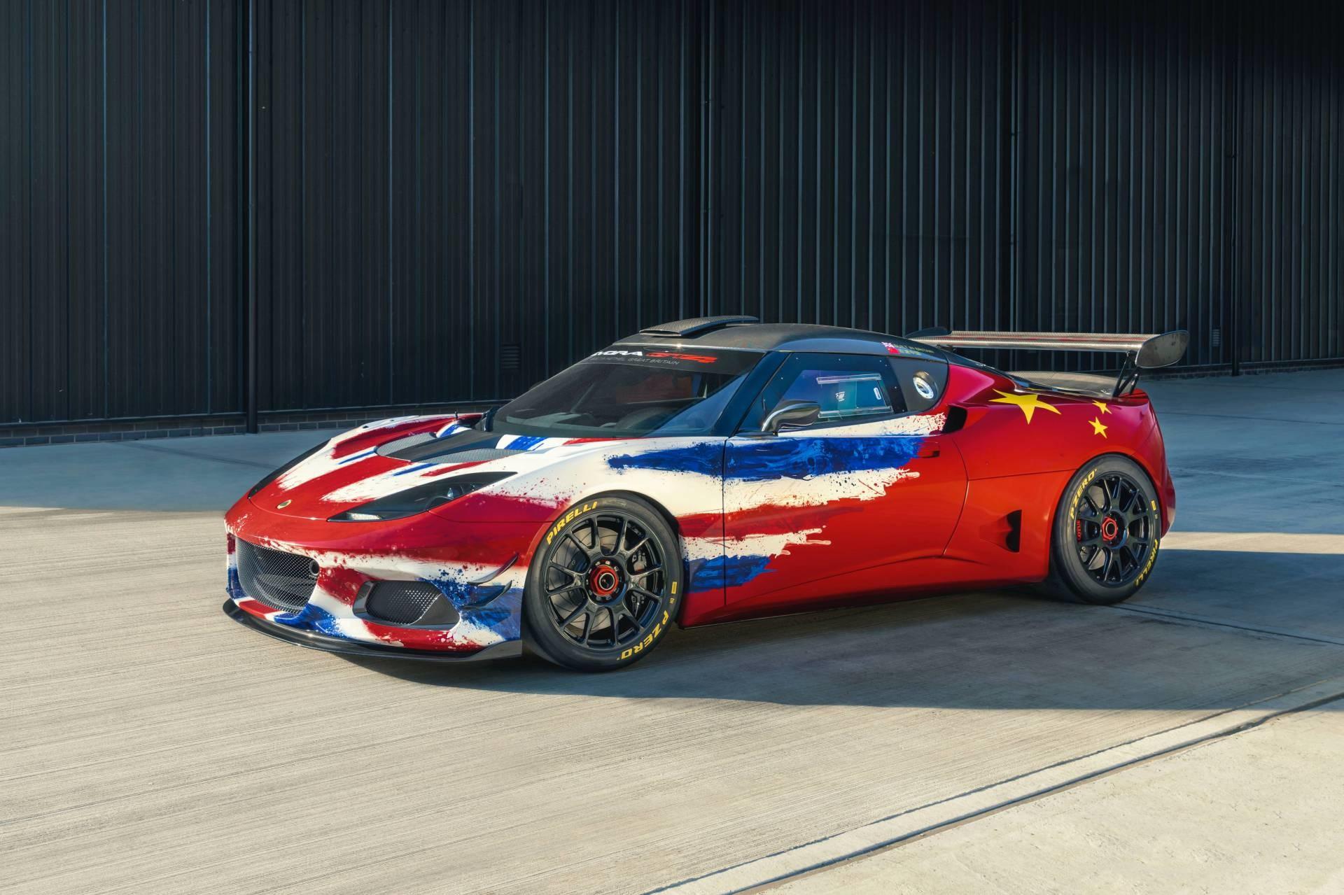 Foto de Lotus Evora GT4 Concept (23/27)