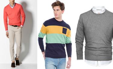 El jersey de hilo, nuestro perfecto aliado para el entretiempo