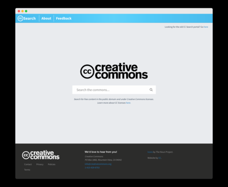 Creative Commons Imagenes Buscador