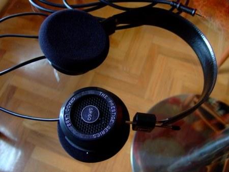 Los auriculares SR60i de Grado Labs