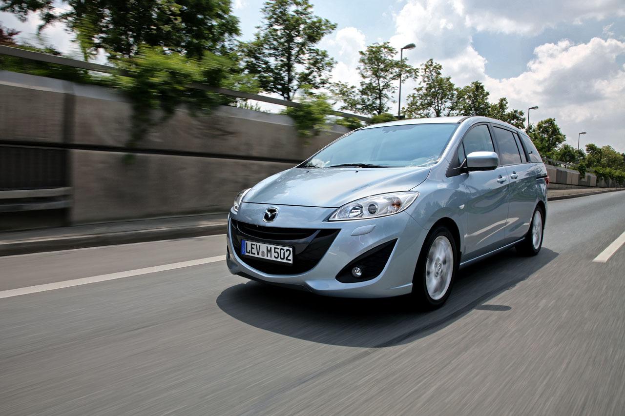 Foto de Mazda5 2010 (30/121)
