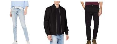 Chollos en tallas sueltas de pantalones y chaquetas de marcas como Jack & Jones, Pepe Jeans o Vero Moda en Amazon