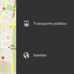 Foto 6 de 10 de la galería google-maps-para-iphone en Applesfera