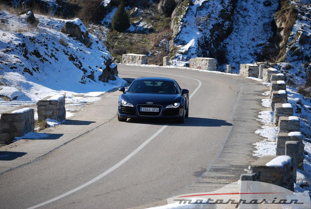 Foto de Audi R8 4.2 FSI R tronic (prueba) (24/50)