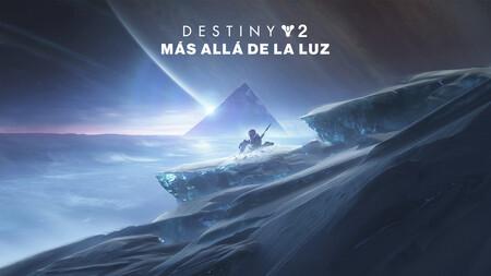 Análisis de Destiny 2: Más allá de la Luz, la expansión que sienta las bases de lo que será el juego en el futuro