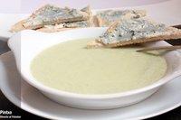 Receta de sopa de apio y gorgonzola