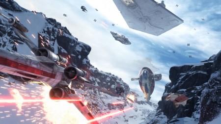 Star Wars Battlefront Hoth 2