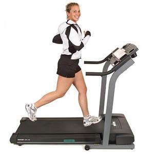 Diferentes entrenamientos para correr en cinta