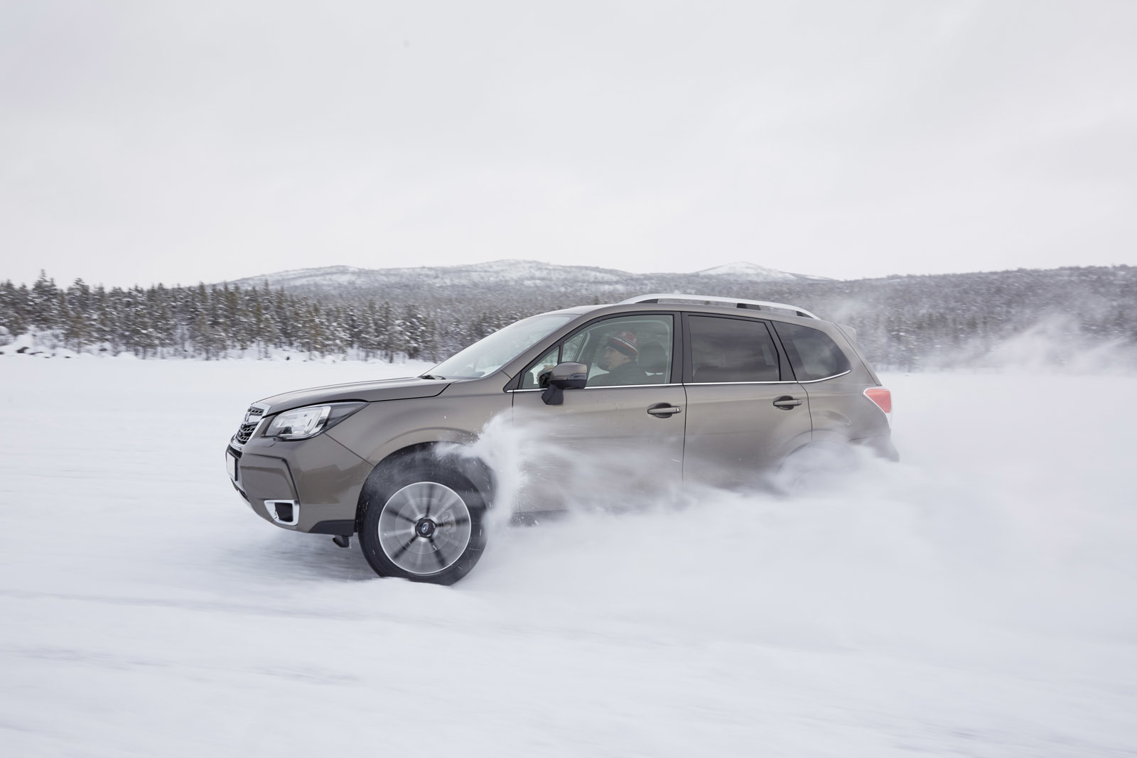 Foto de Subaru Snow Drive 2016 (25/137)