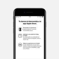 Apple Store para iOS se actualiza con apartado de sesiones y recomendaciones personalizadas