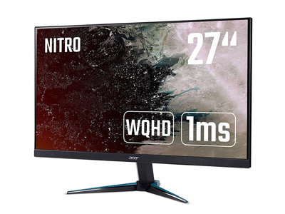 Acer Nitro VG270UPbmiipx: crece el catálogo de los monitores gaming que optan al trono de la gama media