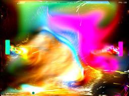 Plasma Pong: Un clásico lleno de fluidos