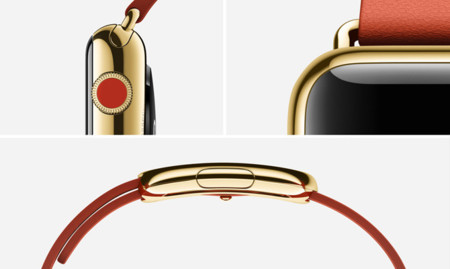 Apple Watch Edition oro