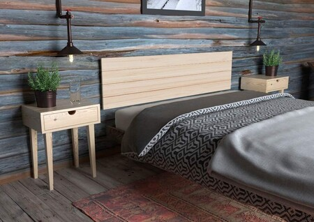 Nueve de los cabeceros más vendidos en Amazon para la cama de una habitación de matrimonio