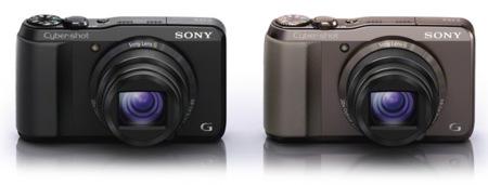 Sony Cyber-shot XH20, máximo zoom y gran angular para una compacta versátil