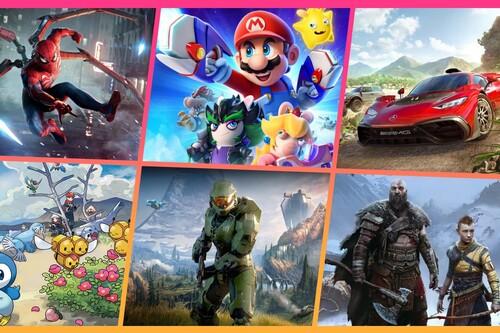 Los mejores exclusivos de PS5, Xbox Series X y Nintendo Switch desde 2021 en adelante