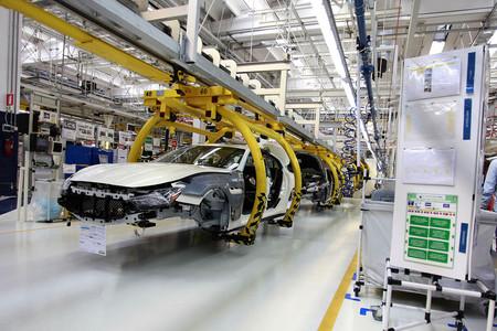 Maserati Ghibli fábrica