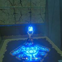 La última técnica para ahorrar tiempo en los speedruns de Zelda: Breath of the Wild consiste en mandar por los aires a Link con un bombazo