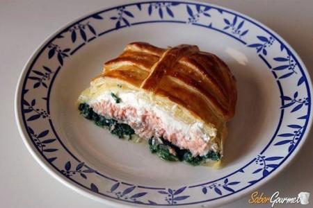 Salmon Hojaldre